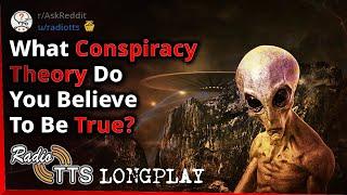 """1 Hour Of """"True"""" Conspiracy Theories - AskReddit"""