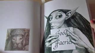 Good Faeries Bad Faeries. Art Book Of Brian Froud