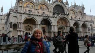 Венеция - самый удивительный и  знаменитый город в мире -город на воде!!!!