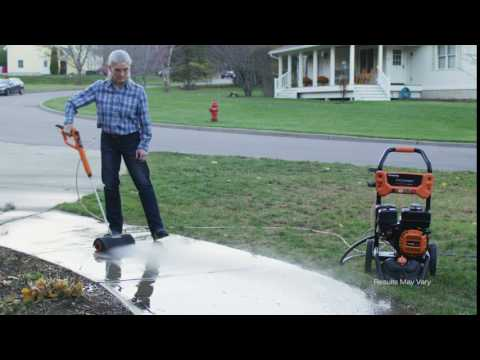Product Video, Generac 12in Power Broom