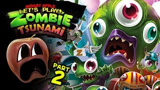 Zombie Tsunami #2 [Midget Apple Plays]