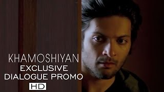 """Welcome Kabir"" - Dialogue Promo 1 - Khamoshiyan"