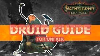 pathfinder kingmaker builds druid - Thủ thuật máy tính