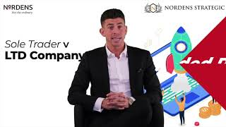Sole Trader or Limited Company? | Nordens TV