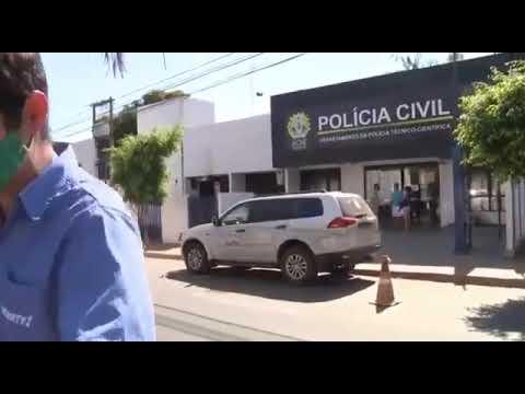 Jornalista escapa de atropelamento