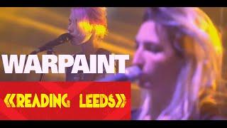 Warpaint - 'Disco//Very' + 'Elephants' + Jam (Live 2014)