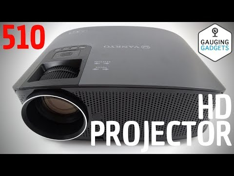 VANKYO Leisure 510 Review – HD Projector