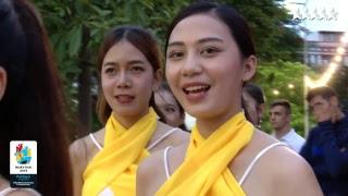 2018 FISU World University Muaythai Championship Day 7 (29 July 2018)