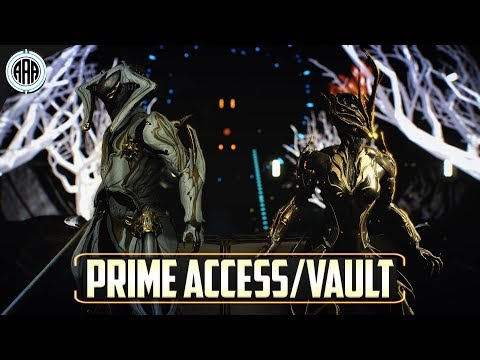 Warframe: What Prime Access, Unvaults, & Vaults Are - Prime