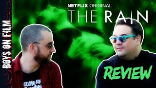 TV REVIEW: The Rain starring Alba August | Netflix