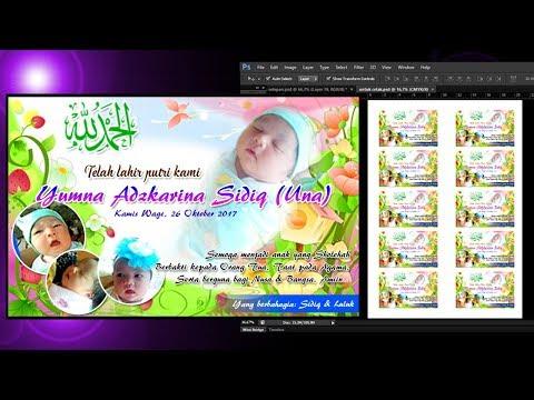mp4 Desain Nama Bayi, download Desain Nama Bayi video klip Desain Nama Bayi