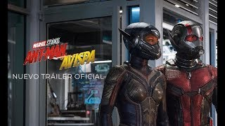 Ant-Man Y La Avispa - Nuevo Tráiler Oficial