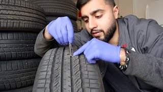 LEARN How to MEASURE Tire Life