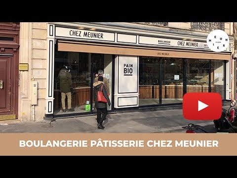Boulangerie Chez Meunier - Place d'Italie, Paris 13e