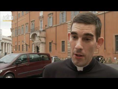 """Père Laurent Gatinois : """" L'Esprit-Saint, principal protagoniste de la nouvelle évangélisation """""""