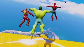 EXTREME JUMPING CONTEST! (Funny Contest Video)