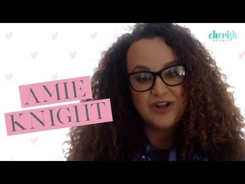 Recadinho da Amie Knight para os leitores da Cherish! | Cherish Books BR