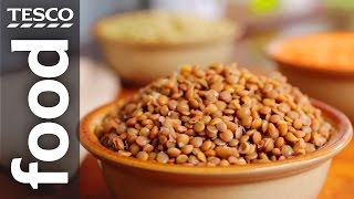 How to cook lentils