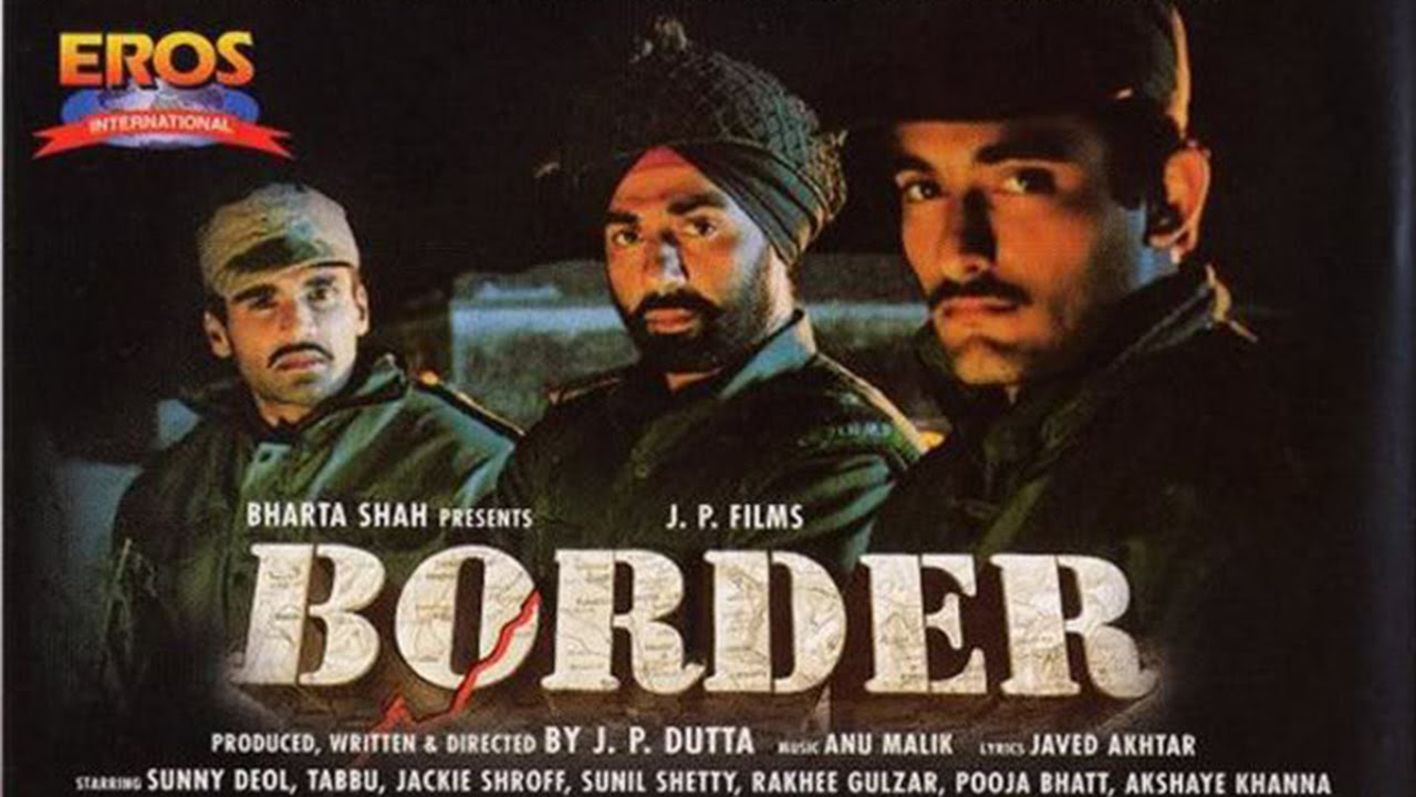 1997's Superhit Bollywood Patriotic Movie Border – Watch Online