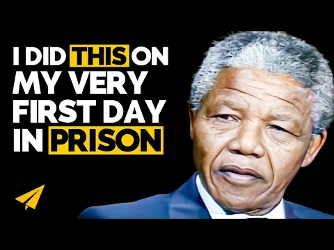 THIS is How I SURVIVED Life in PRISON! | Nelson Mandela | Top 10 Rules