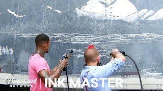 Flash Challenge Preview: Under Pressure - Ink Master, Season 7