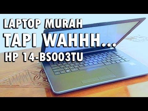 RIVIEW SINGKAT LAPTOP HP 14-BS003TU INDONESIA