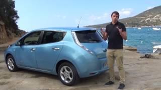 Nissan Leaf 30 kWh : présentation générale