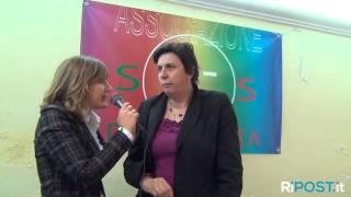preview picture of video 'Ribera Social Forum, parla Rosa La Plena'