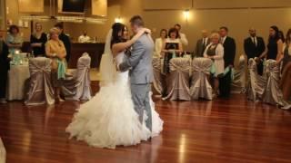 Dariusz & Elissa's First Dance - History In The Making By Darius Rucker
