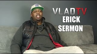 Erick Sermon on Ice Cube Revealing to Him He Was Leaving N.W.A.