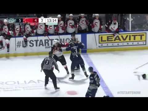 Cade McNelly vs. Reid Perepeluk