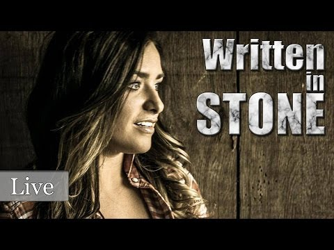"Laurel Wright - ""Written in Stone"""