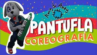 Amy y Andy Coreografía canción Pantufla. videos y música cristiana