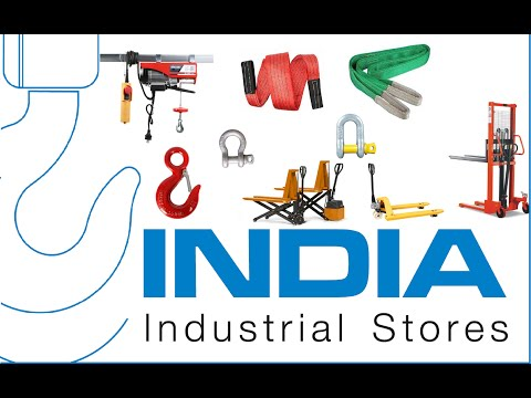 Industrial Lifting Belt 5 Ton 10 Meter