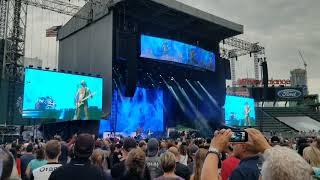 Def Leppard Foolin' Fenway Park Boston 2018