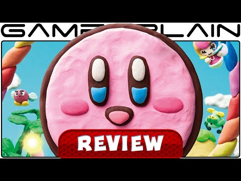 Kirby and the Rainbow Curse - Video Review (Wii U) - YouTube video thumbnail