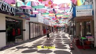 Fethiye City Center / Turkey