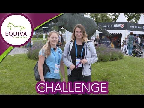 Challenge auf dem CHIO | mit Anja Solido und Yvisway