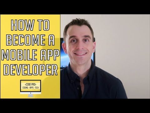 How To Become A Mobile App Developer - YouTube