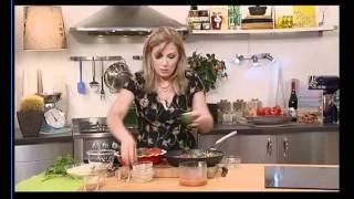 H Ντίνα Νικολάου μαγειρεύει στην Γαλλική Τηλεόραση 2 (Μέρος Β)