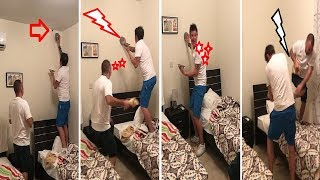 Hilarious Moments | How to get Rid of Spiders Naturally from Home Without Killing them