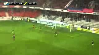 Öster   AIK 2 3 Allsvenskan 2013 Omgång 9 Bara Öster's Mål