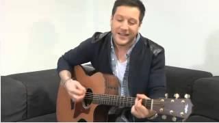 Matt Cardle's acoustic performance - Hit My Heart - Daybreak - 21.3.14