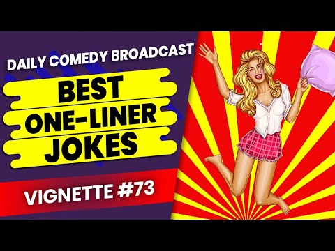 Jokes To Tell Your Friends | Jokes Video | Laughing At Funny Jokes | Vignette #73