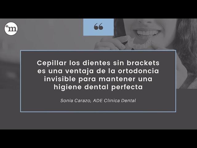 Ortodoncia fija vs. ortodoncia invisible - ADE Clínica Dental