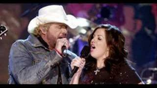 Toby Keith and Krystal - Mockingbird