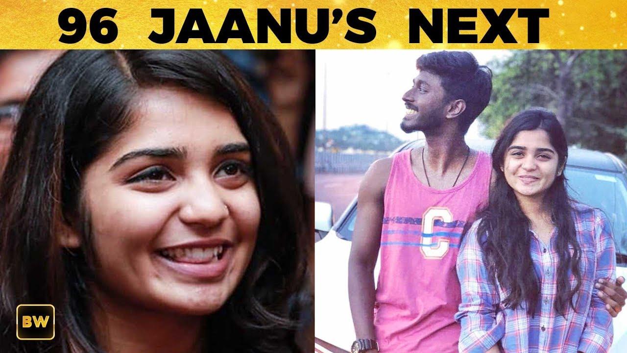 OFFICIAL: 96 Kutty Jaanus Next Film   Gouri Kishan   TK