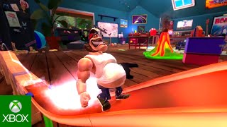 Video for Off-the-Wall Racing Game Action Henk is Coming Soon to Xbox One