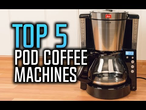 Best Pod Coffee Machines in 2018 – Which Is The Best Capsule Machine?