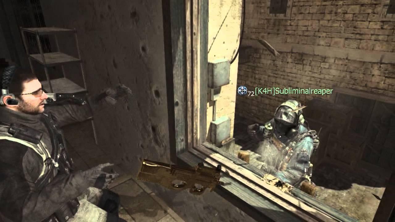 Here Is Modern Warfare 3's Definitive 'Chuck Norris' Kill